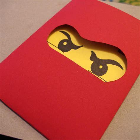 ninjago birthday card template lego ninjago birthday invitations an organised mess