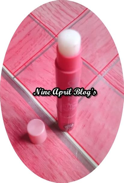 Lip Sheer Color 2 2g review lip sheer color nine april