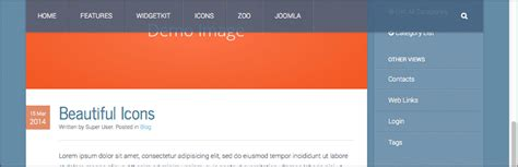 yootheme tutorial wordpress tutorial everest how to show the logo in the quot sticky