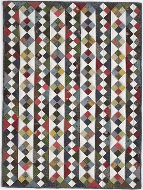 Underground Railroad Quilt Pattern by The Dread Pirate Rodgers Web Page