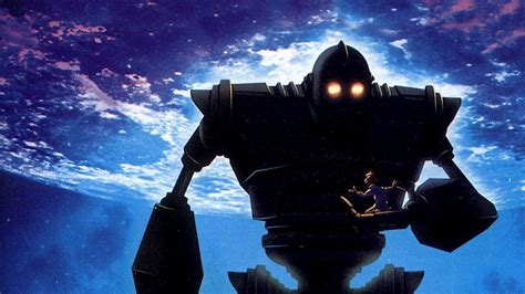 The Iron Giant by The Iron Giant Movie Review Movie Fail