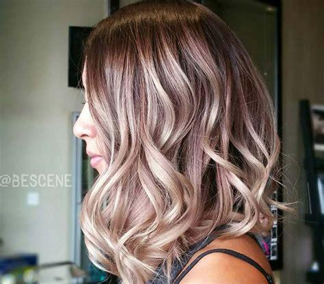 mauve hair color 20 pretty chocolate mauve hair colors ideas to inspire