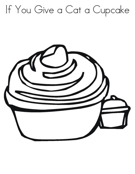 cupcake color free printable cupcake coloring pages for
