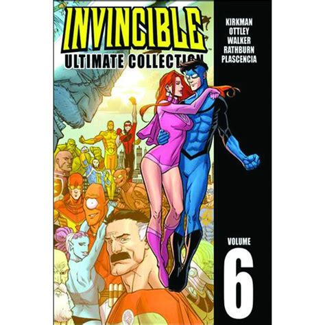 invincible ultimate collection volume invincible ultimate hardcover volume 6 invincible issues 60 70 skybound