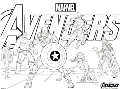 printable heroes pdf printable avengers coloring pages printable for good