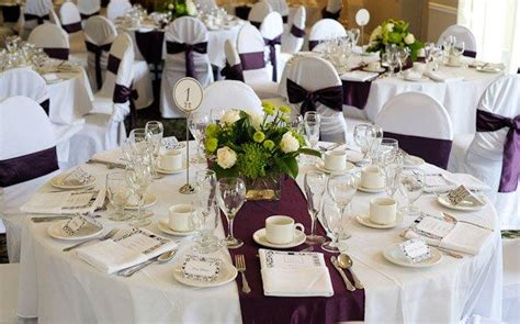Wedding Table Set Up by Dacia S Terrace Wedding Lounge Area I 39m Really