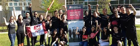 Lums Mba Ranking In The World by Lancaster Students To For Mba Olympics