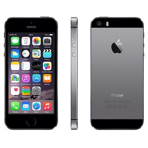apple iphone 5s 16gb unlocked gsm lte dualcore 8mp phone certified refurbished