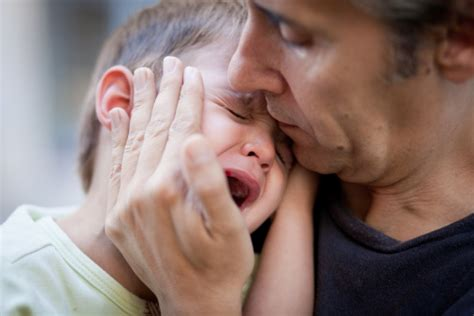 comforting boy stock photo getty images