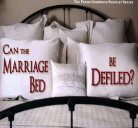 the marriage bed p413life com faith family fitness food and fun