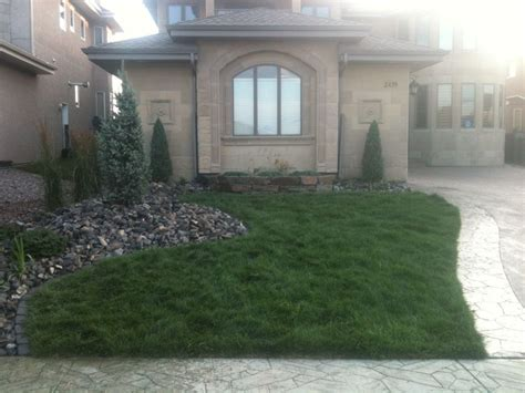 timeless landscaping quot maintenance free quot landscaping