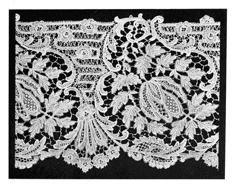 lace pattern types file lace its origin and history imitation duchesse png
