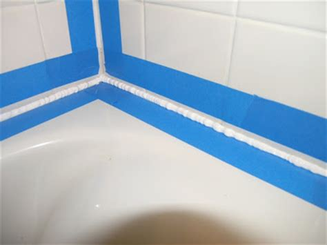how to put caulking around a bathtub dover projects how to caulk a bathtub