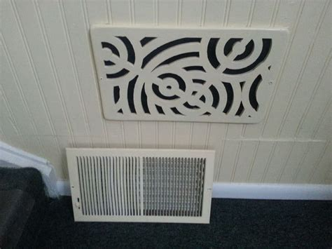 Plaster Ventilation Grills by Custom Air Vent Covers Decorative Vents Decorative Vent