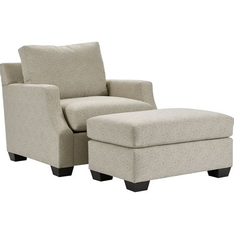 broyhill chair and ottoman broyhill furniture chambers casual chair and ottoman