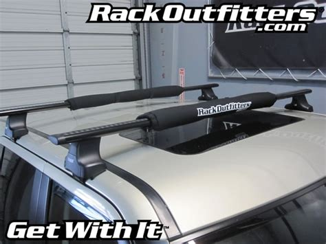 Rack Outfitters by Land Rover Range Rover Sport Outfitted With Thule Rapid