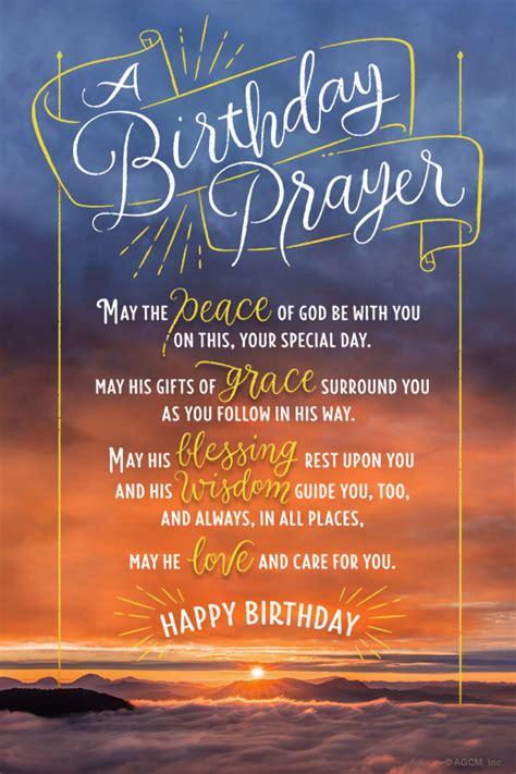 Birthday Prayer For by Quot Birthday Prayer Poem Quot Birthday Ecard Blue Mountain Ecards
