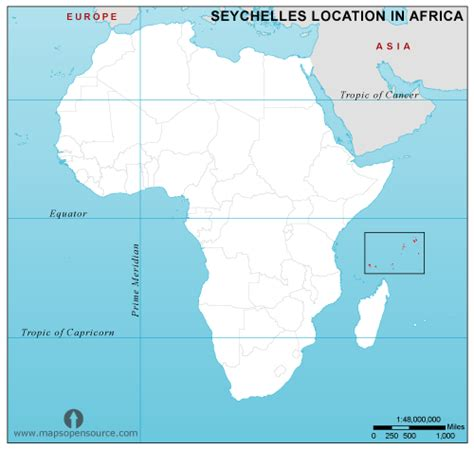 seychelles map location world seychelles country profile free maps of seychelles