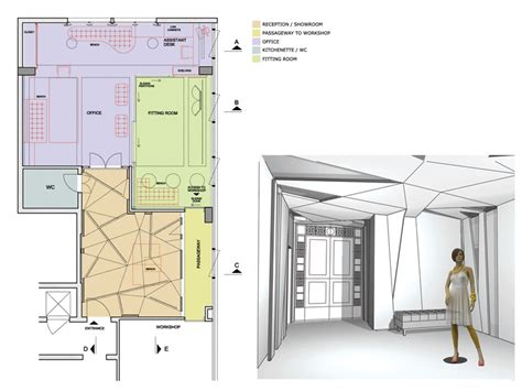 design fashion by using a fashion studio fashion designer studio minus5 architects