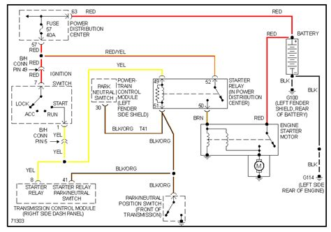 marvellous dodge starter relay wiring diagram ideas best