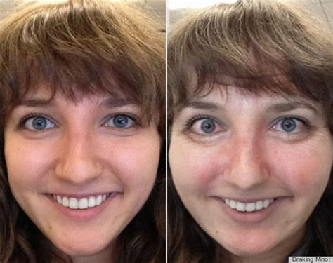 What Daily Detox Looks Like Alcoholism by Mirror App Shows Us What Does To Our Skin