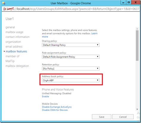 Office 365 Global Address List How To Implement Address Book Policies In Office 365