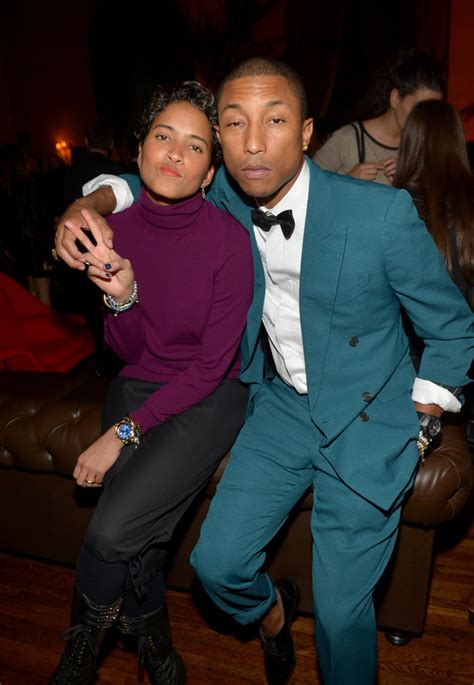 studio q tv pharrell williams weds helen lasichanh in miami helen lasichanh photos photos gq men of the year party