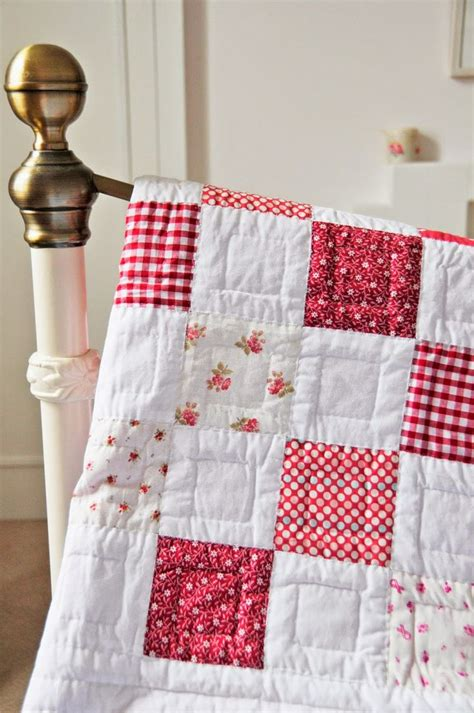 How To Make A Patchwork Quilt Easy - 1000 ideas about quilts on quilt blocks