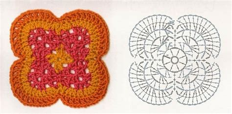 piastrelle uncinetto schemi schemi uncinetto piastrelle quadrate coperte patchwork