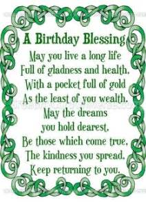 1000 images about irish birthday blessings on pinterest