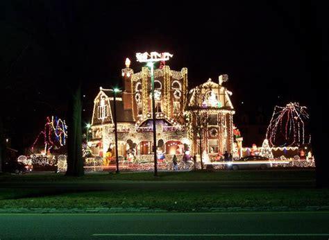 decorated christmas houses lights car interior design