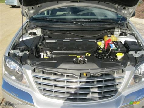 2004 Chrysler Pacifica Engine by 2004 Chrysler Pacifica Standard Pacifica Model 3 5 Liter