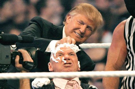 trumpmania vince mcmahon and the of america s 45th president books news 2017 donald stunned wrestlers weren t