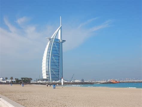 sailboat dubai free images beach sea coast ocean architecture boat