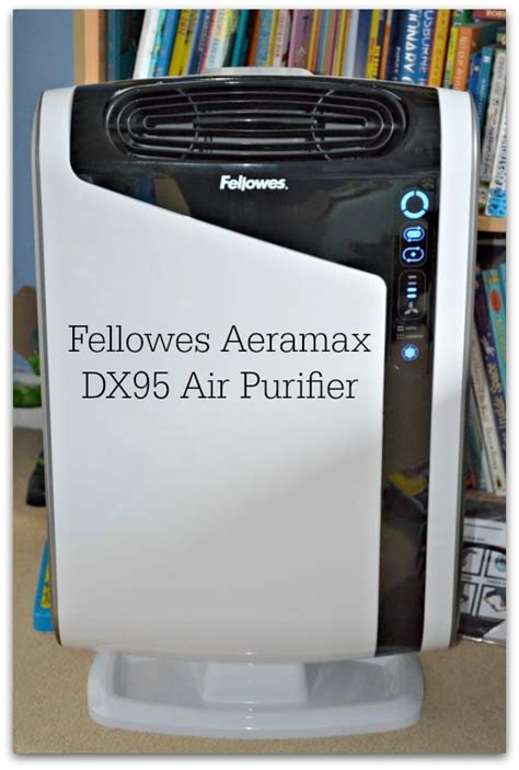 fellowes aeramax dx air purifier review stressy mummy