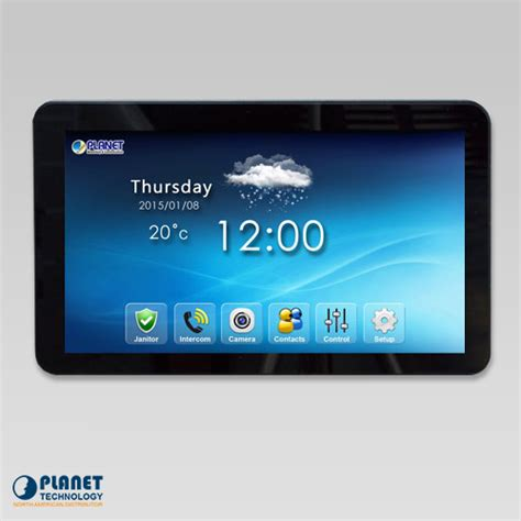 hts 1000p 10 inch touch screen home automation controller