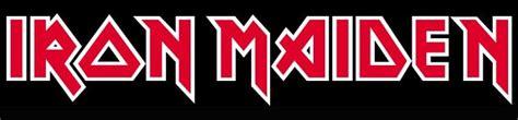 Kaos Iron Maiden Irm 05 by La Tipograf 237 A Logo De Iron Maiden Iron Maiden The
