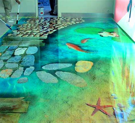 Graphic Floor by Turn Your Floors Into Valuable Advertising Space