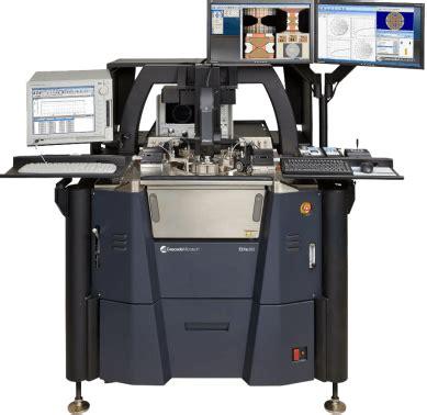 test velox telecom cascade elite 3000 probe station netscope solutions