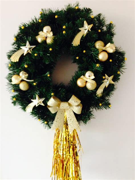 whimsical handmade christmas wreath designs  inspiration