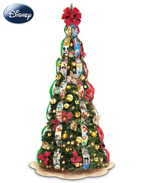 ultimate disney character tree in july 2016 decor preview bradford exchange
