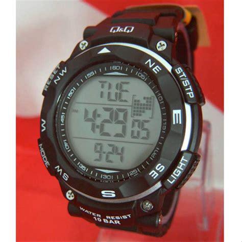 Jam Tangan Samsung Rubber 1 jual jam tangan pria harga diskon qq digital rubber