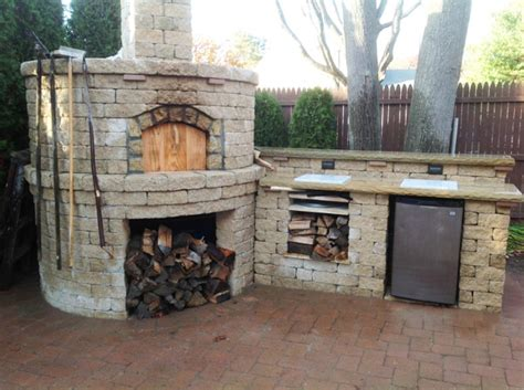 Brick Oven For Backyard by Li Outdoor Kitchen Ronkonkoma Brick Oven Holbrook Ny