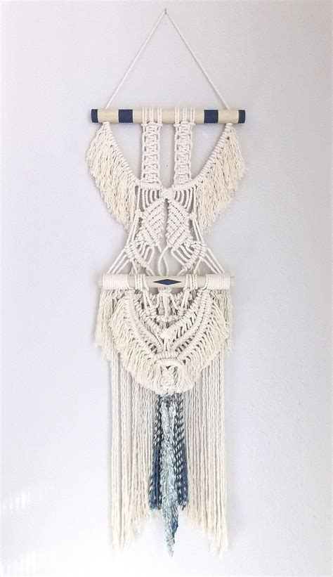 macrame art himo for outfitters modern macrame wall hanging