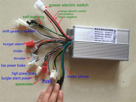 bldc motor controller wiring diagram 36 wiring diagram