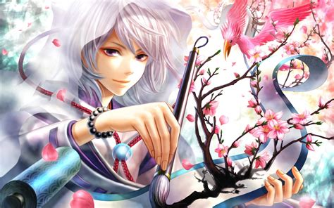 wallpaper anime man hd anime guy wallpaper hd wallpapersafari