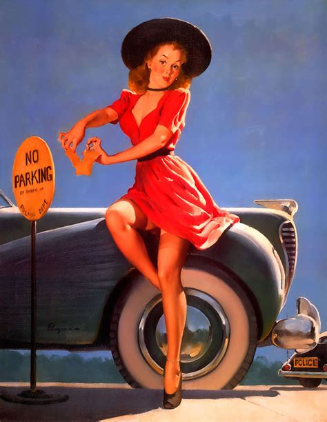 pin up girl art gil elvgren s pin up girls pictures pics images and
