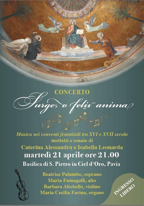 news pavia news archivio concerto a pavia