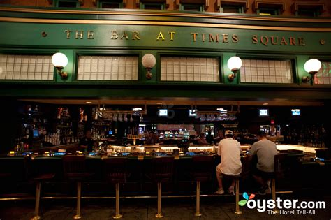 new york new york bar at times square at the new york new york hotel casino oyster com