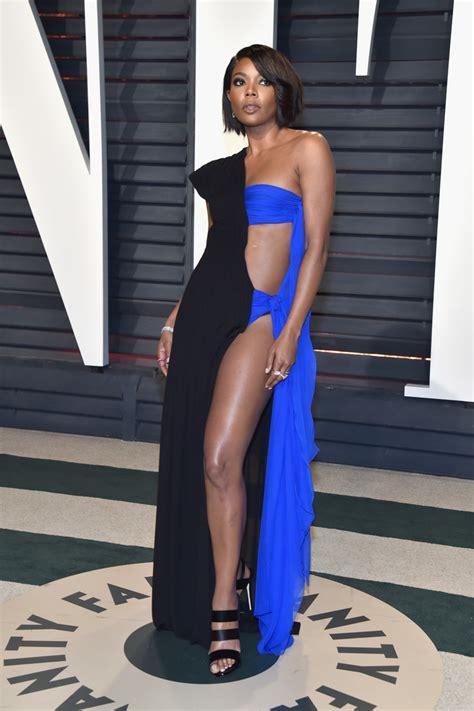 Style Gabrielle Union Fabsugar Want Need by Gabrielle Union Photos Photos 2017 Vanity Fair Oscar